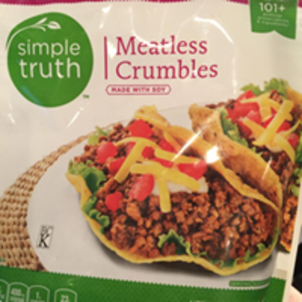 Simple Truth Meatless Crumbles
