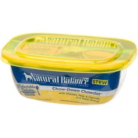 Natural Balance Delectable Delights Chow-Down Chowder Stew Dog Food