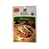 Simply Organic Organic Fish Taco Seasoning