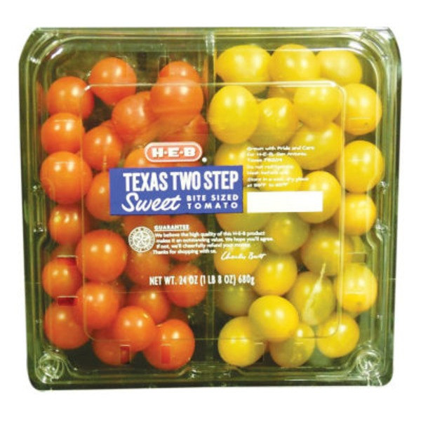 H-E-B Red Grape Tomato