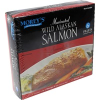 Morey's Marinated Alaskan Salmon