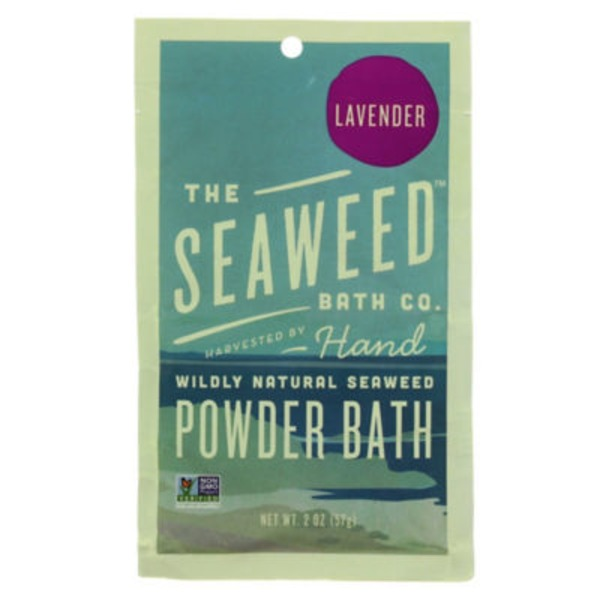 The Seaweed Bath Co. Lavender Seaweed Bath
