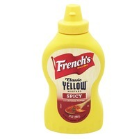 Frenchs Yellow Spicy Mustard