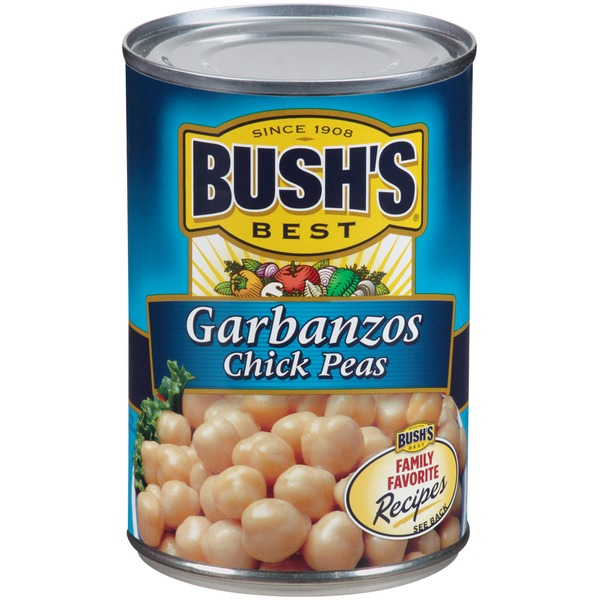 Bush's Best Chick Peas Garbanzos