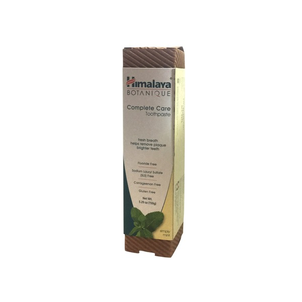Himalaya Herbals Simply Mint Toothpaste