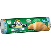 Immaculate Bakery Baking Organic Refrigerated Crescens