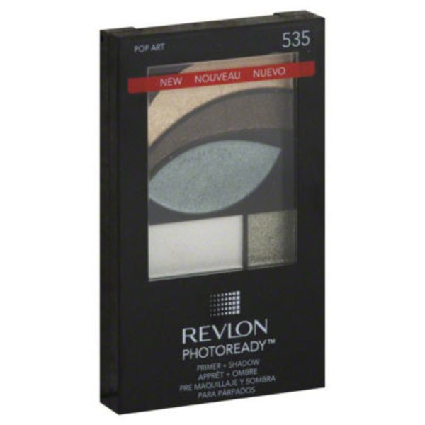 Revlon Photoready Primer, Shadow + Sparkle - Pop Art