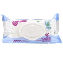 Parent's Choice Sensitive Baby Wipes (72 count)