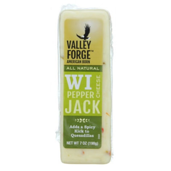 Valley Forge Pepper Jack Cheese