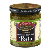 Mezzetta Napa Valley Bistro All Natural Homemade Style Basil Pesto