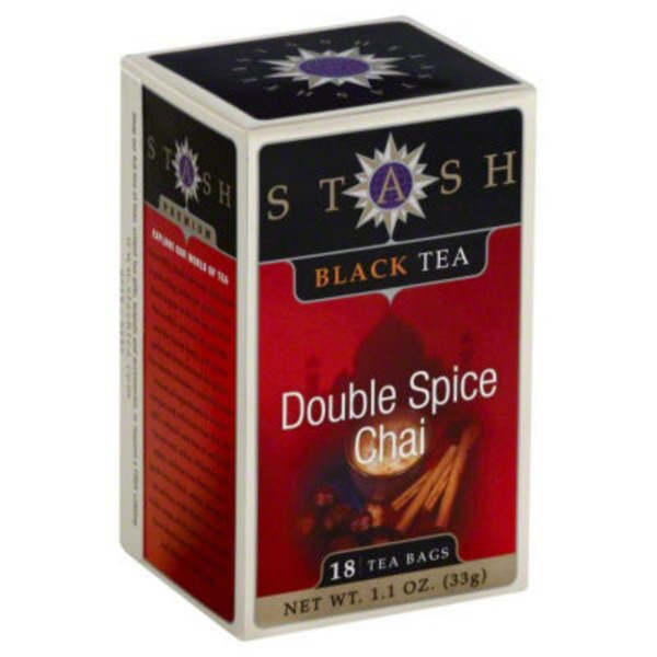 Stash Tea Double Spice Chai Black Tea