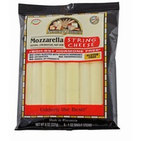 Andrew & Everett Mozzarella String Cheese