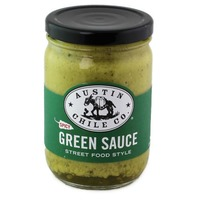 Austin Chile Co Spicy Green Sauce