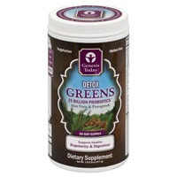 Genesis Today Detox Greens Aloe Vera & Fenugreek