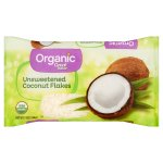 Great Value Organic Unsweetened Coconut Flakes, 7 oz