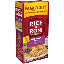 Rice-A-Roni® Family Size Stir Fried Rice Rice Mix 12.4 oz. Box