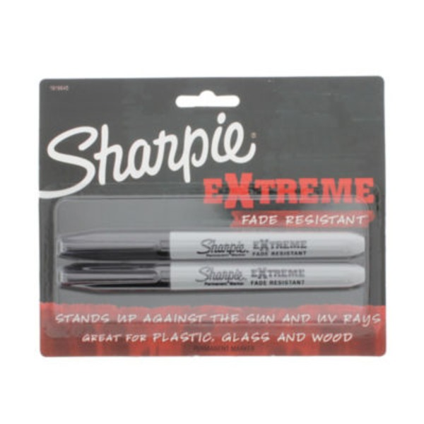 Sharpie Extra Strength Black