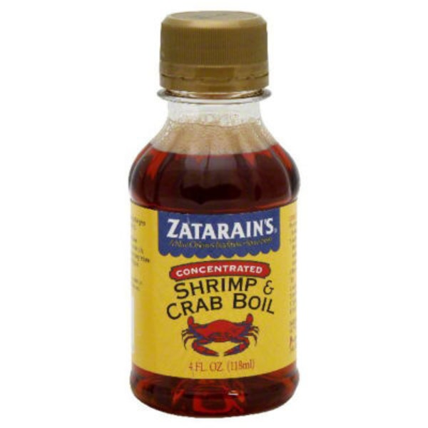 Zatarain's Concentrated Shrimp & Crab Boil