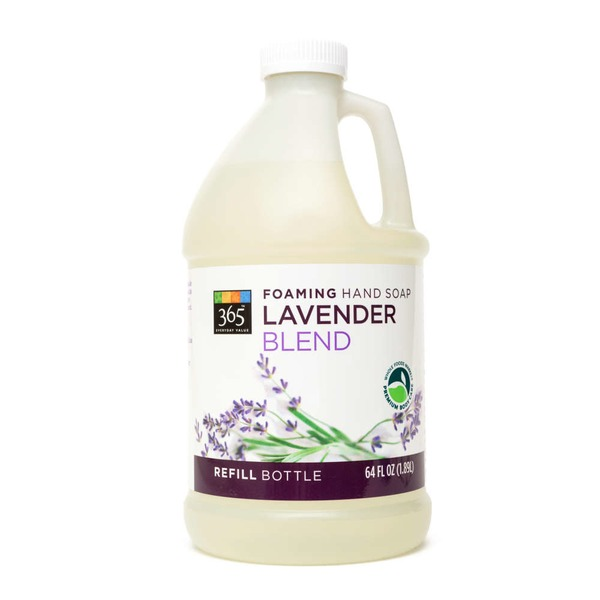 365 Lavender Blend Foaming Hand Soap