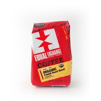 Equal Exchange Organic French Roast Decaf Coffee