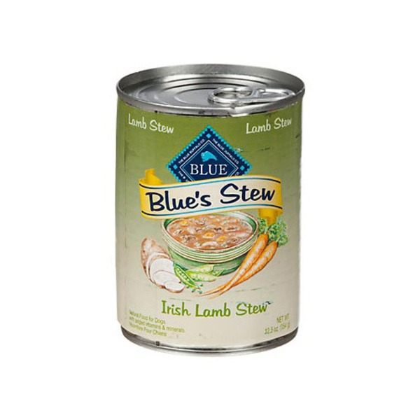 Blue Buffalo Blue's Stew Irish Lamb Stew Natural Food for Dogs