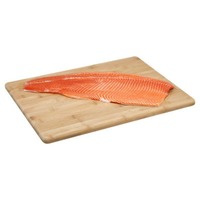 Fish Market Natural Steelhead Trout Fillet