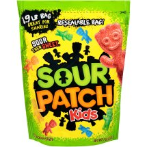 Sour Patch Kids, Soft & Chewy Candy, 1.9 Lb
