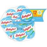 Mini Babybel Light Semisoft Cheese, 12 count, 9 oz