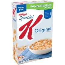Kellogg's Special K Original Value Size Cereal, 18.0 oz box