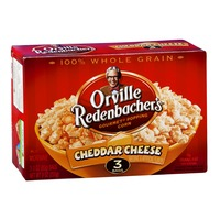 Orville Redenbacher's Cheddar Cheese Gourmet Popping Corn - 3 CT