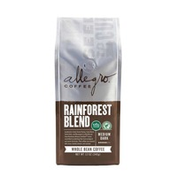 Allegro Rainforest Blend Whole Bean Coffee