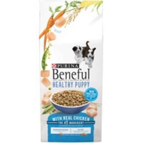 Beneful Dry Healthy Puppy With Real Chicken Dog Food