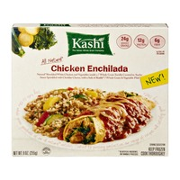 Kashi All Natural Chicken Enchilada Frozen Entree