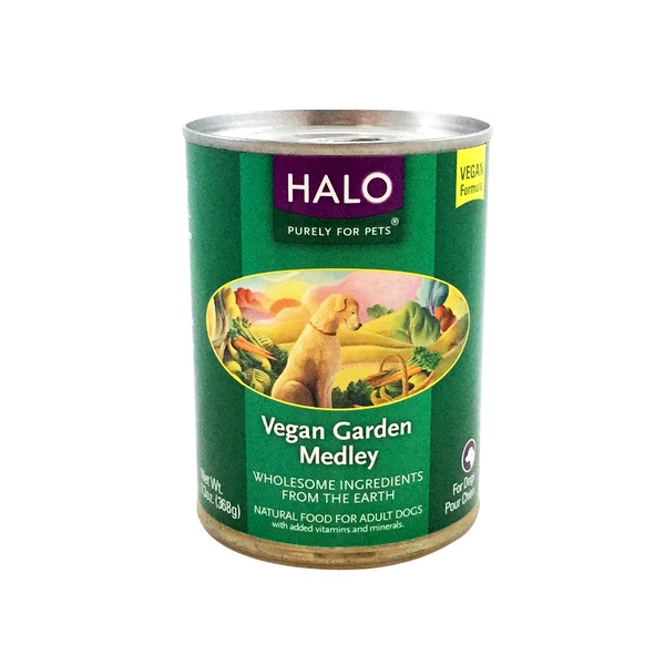 Halo Vegan Garden Medley Wet Dog Food