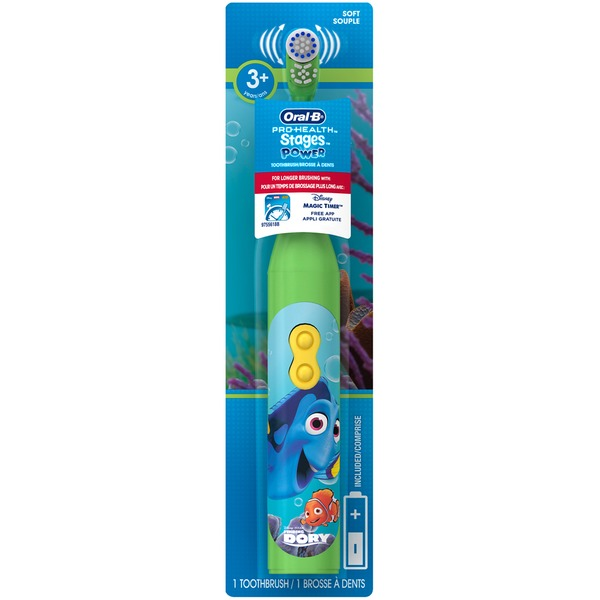 Oral-B Oral-B Pro-Health Stages Battery Brush featuring Disney's Finding Dory Power Oral Care