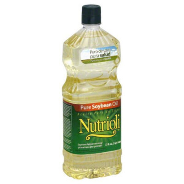 Nutrioli Pure Soybean Oil