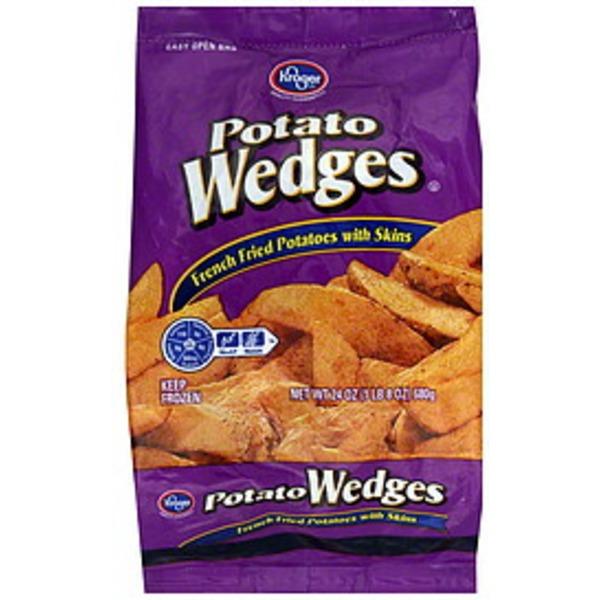 Kroger Potatoe Wedges