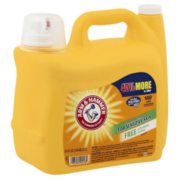 Arm & Hammer for Sensitive Skin Laundry Detergent