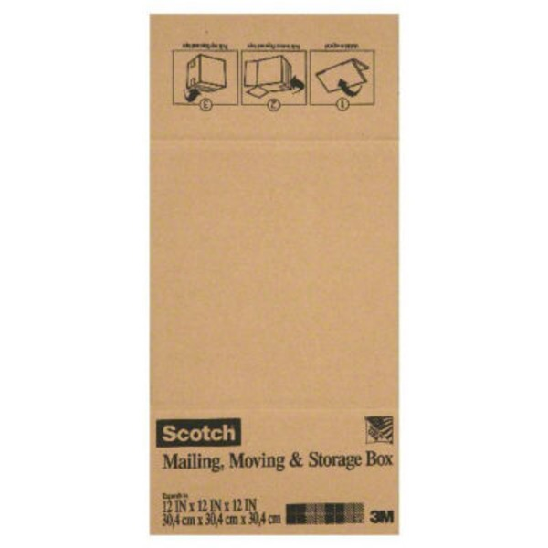 Scotch Mailing, Moving & Storage Box, 8012FB