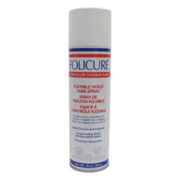 Folicure Flexible Hold Hair Spray