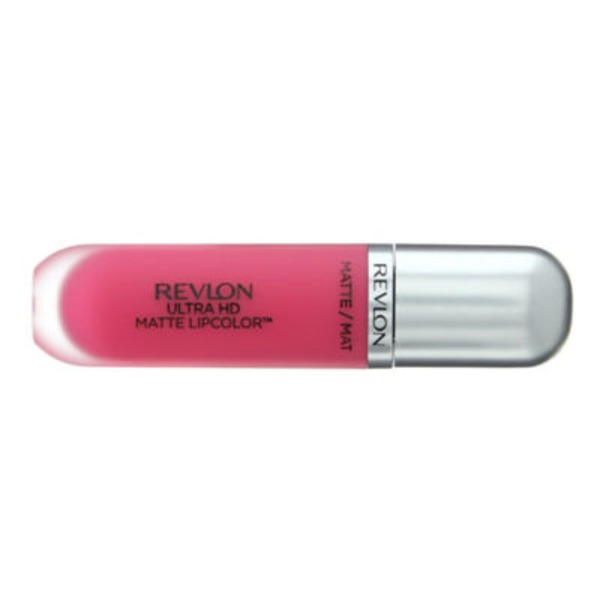 Revlon Ultra Hd Matte Lipcolor 615 Hd Temptation