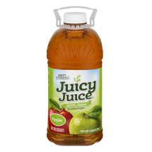 Juicy Juice 100% Fruit Juice, Apple, 128 Fl Oz, 1 Count