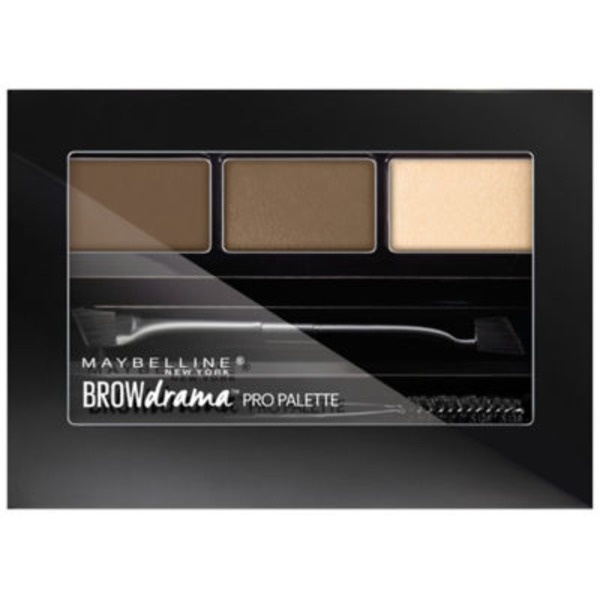 "Eye Studioâ""¢ Brow Drama Pro Palette Soft Brown Eyebrow Filler"
