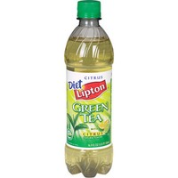 Lipton Iced Tea Diet Green Tea with Citrus Iced Tea