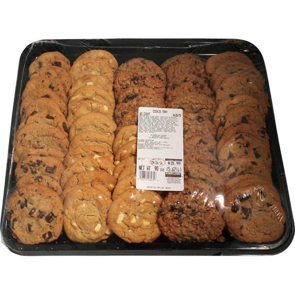Costco Kirkland Signature Cookie Tray Delivery Online In