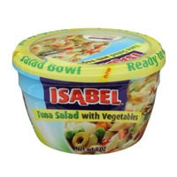 Dona Isabel Tuna Salad With Veggies