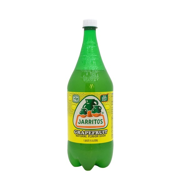 Jarritos Naturally Flavored Grapefruit Soda