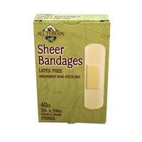 All Terrain Bandages, Sheer