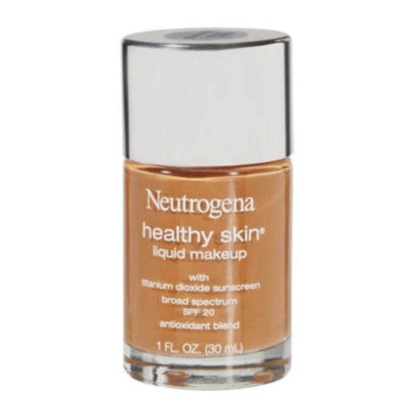 Neutrogena® Healthy Skin® Liquid Makeup Chestnut 135 Foundation