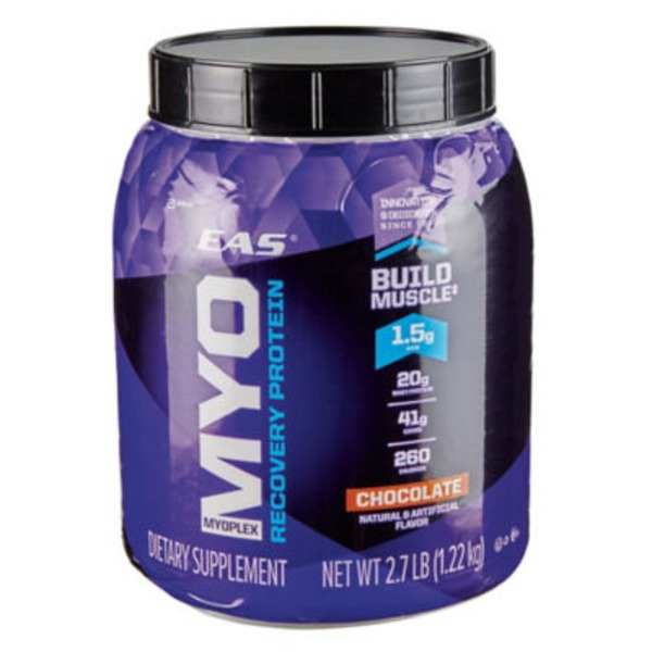 Eas Myoplex Myoplex Recovery Protein Chocolate Dietary Supplement